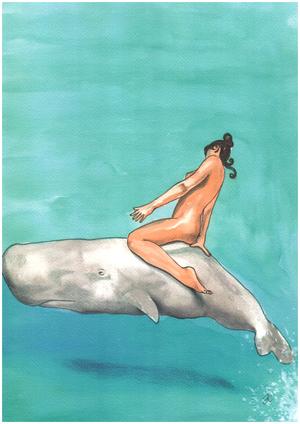 "Stampa ""Hai mai visto una balena?"""