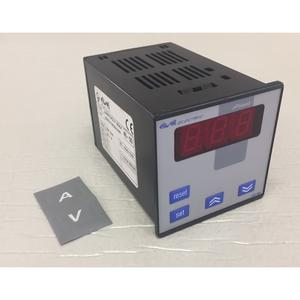 ammeter/voltmeter with max. contact for A.C.