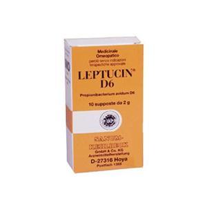 SANUM Leptucin D6 Supposte