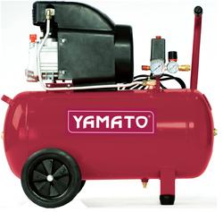 Compressore Yamato 92848 Coassiale 2 Hp 1,5 Kw 50 Litri