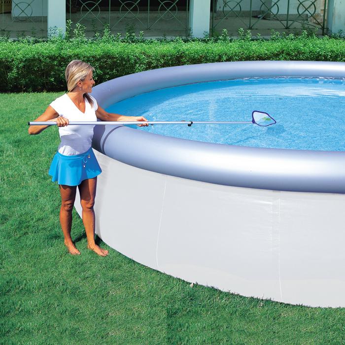 Kit manutenzione pulizia piscina bestwa 58098 - Del taglia piscine opinioni ...
