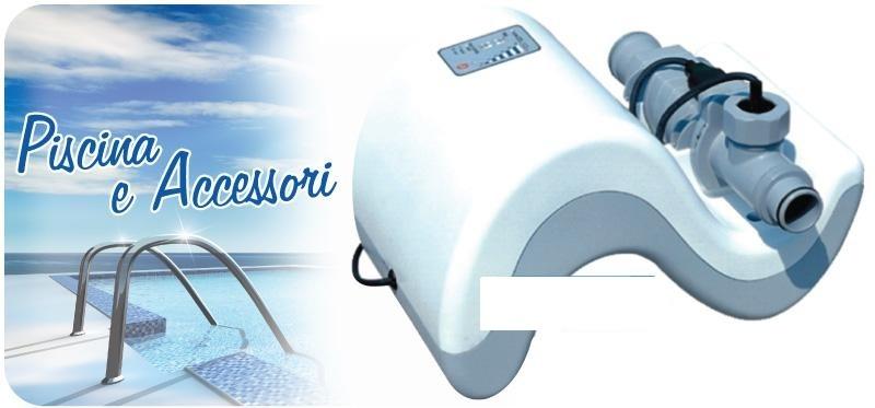 Generatore di cloro bestway clorinatore a sale da cucina for Cloro liquido per piscine