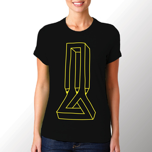 T-shirt impossibile/Donna