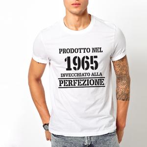 T-shirt per compleanno/Uomo