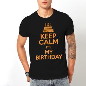 T-shirt per compleanno 3/Uomo