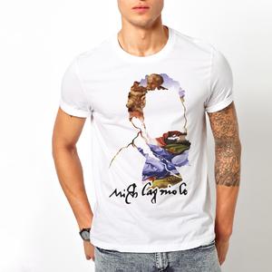 T-shirt Michelangelo/Uomo